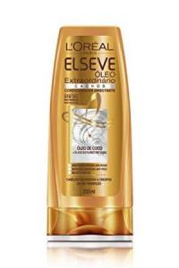 Condicionador Óleo Extraordinário Cachos Elseve 200 ml, L'Oréal Paris