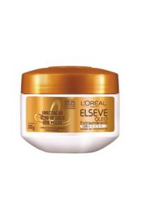 Creme de Tratamento Óleo Extraordinário Cachos Elseve 300 ml, L'Oréal Paris